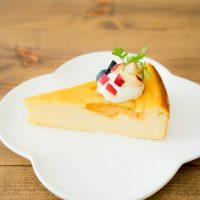 季節のチーズケーキ